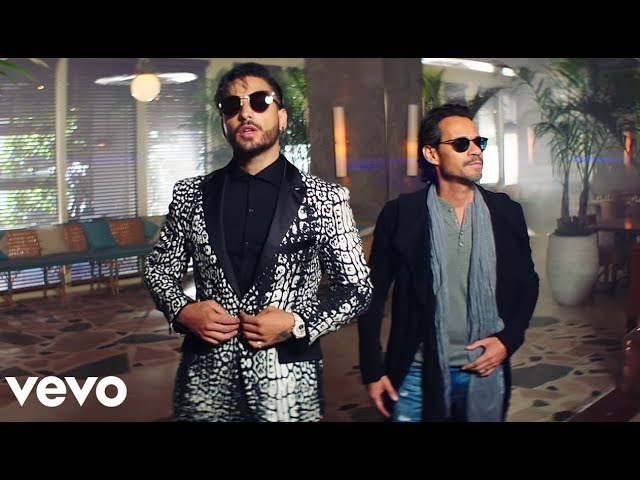 Maluma - Felices los 4 (Salsa Version)[Official Video] ft. Marc Anthony