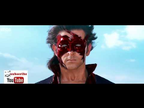 KRRISH 4 OFFICIAL TRAILER  {HRITHIK ROSHAN}J2C|