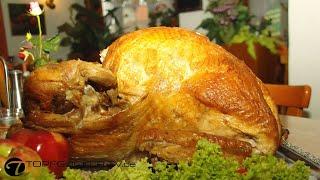 Truthahn mit Kastanienfüllung | Rezept zu Thanksgiving | Topfgucker-TV