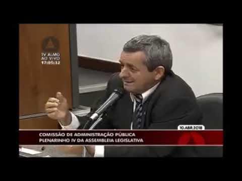 Antonio Carlos Arantes: privatização da Codemig