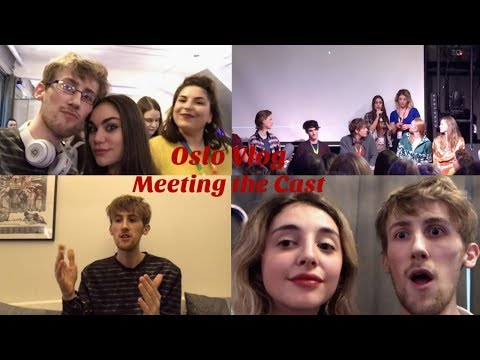 Oslo Vlog: Part Two - Meeting The SKAM / SKAM Italia Cast