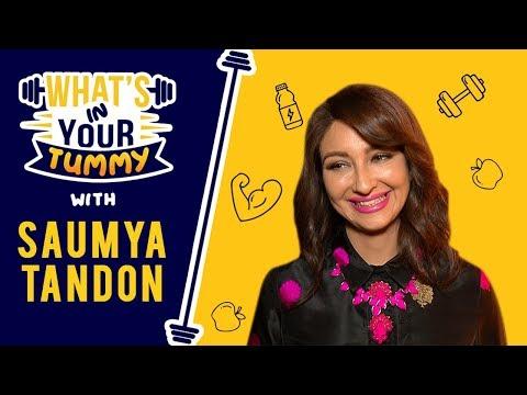 Saumya Tandon aka Anita Shares Her Fitness Routine