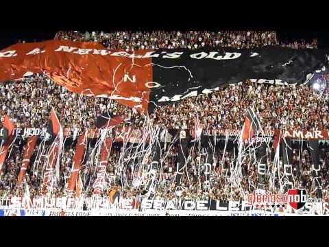 Libertadores 2013, 8vos Ida. Newell's 0 - Vélez 1 (No se compara con otra hinchada) - La Hinchada Más Popular - Newell's Old Boys