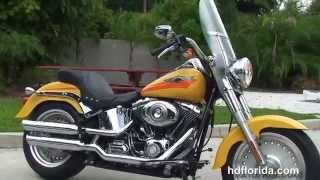 7. Used 2007 Harley Davidson Fatboy Motorcycles for sale