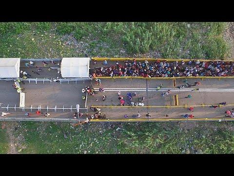Η «Έξοδος» από τη Βενεζουέλα
