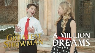 Video A Million Dreams (from The Greatest Showman) | Micah Harmon & Lyza Bull of OVCC MP3, 3GP, MP4, WEBM, AVI, FLV Juni 2018