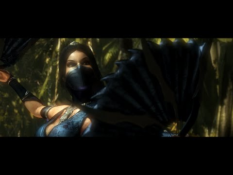 MKX Kitana Ranked #8 (MOURNFUL ONLY) (видео)