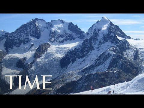 75 Years After Disappearance, Couple's Frozen Bodies Found On Glacier In The Swiss Alps  TIME
