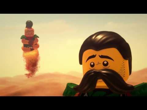 Захватывающая история Флинтлока  - LEGO Ninjago