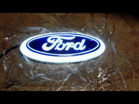 эмблема форд мондео 4 на багажник размеры
