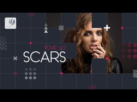 Tove Lo - Scars (Lyric Video)