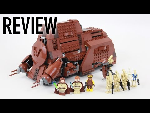 set - Take an UPFRONT look at Solid Brix Studios Review on the newly redesigned vehicle, the LEGO Star Wars 2014 version of the MTT! - Ages 9-14 | Pcs. 954 | $89.99 Thank You for watching my review...