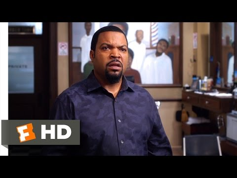 Barbershop: The Next Cut - I'm Out! Scene (8/10) | Movieclips