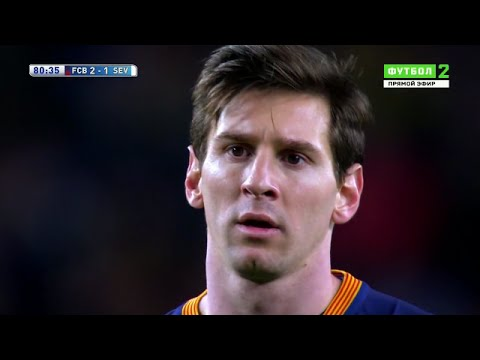 Lionel Messi Vs Sevilla (Home) 15-16 720p HD 50FPS (28.02.2016) By IramMessiTV