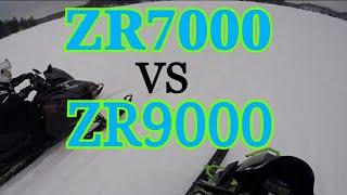 8. 2017 ZR 7000 vs 2018 ZR 9000 Thundercat