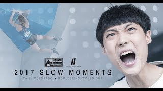 2017 Slow Moments - GoPro Mountain Games Vail Bouldering World Cup by Louder Than Eleven