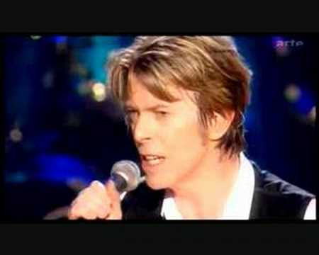 Changes - David Bowie - Changes Live at Olympia, Paris 1 July, 2002.