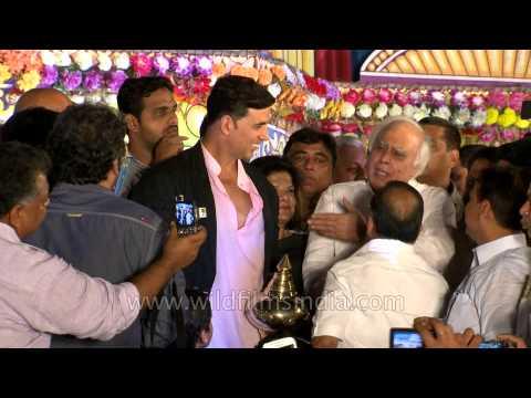 Akshay Kumar invited for 'Ram Leela' celebrations in Delhi