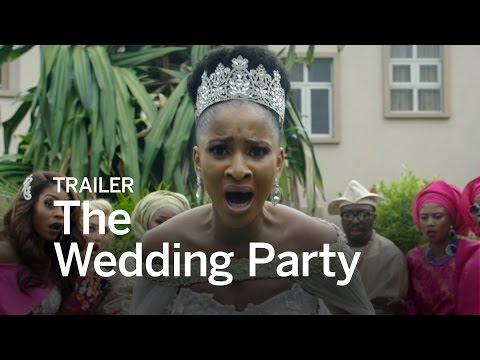 THE WEDDING PARTY Trailer | Festival 2016