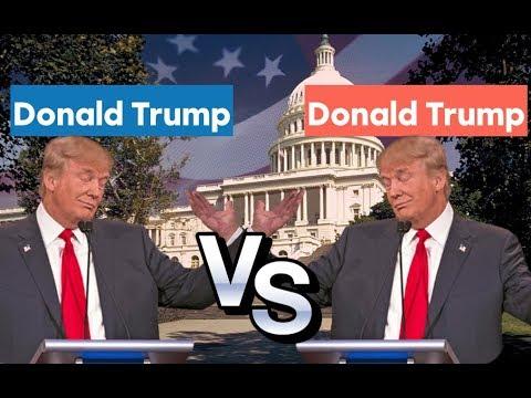 Donald Trump vs Donald Trump | Election Prediction