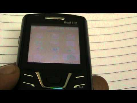 Samsung E2152 Dual SIM