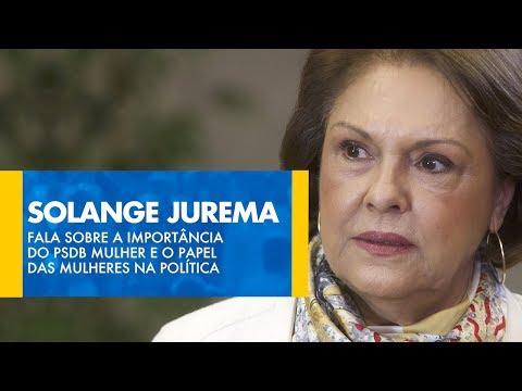 Solange Jurema fala sobre a importância do PSDB Mulher e o papel das mulheres na política