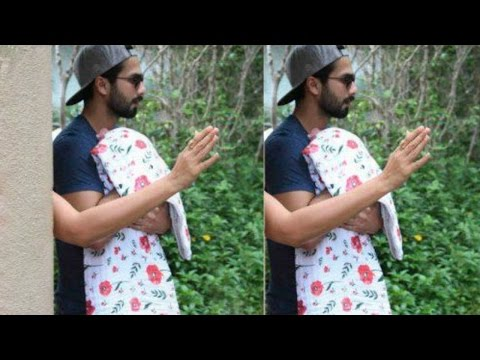 Shahid Kapoor-Mira Rajput's Daughter Name Is Dec