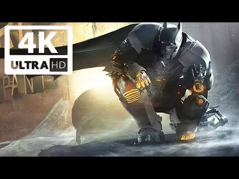 Batman: Arkham Origins Cold Cold Heart All Cutscenes (Game Movie) 4K 60FPS UHD - Thời lượng: 44:37.