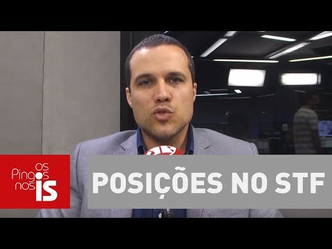 Felipe Moura Brasil analisa posições no STF sobre provas da JBS (видео)