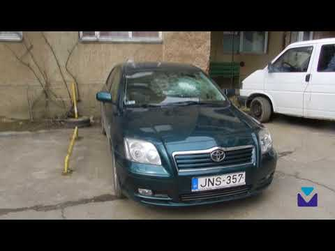 Побиті авто на угорських номерах у Берегові: наслідки провокації