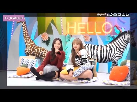 Video [ENG SUB] 170115 WJSN Bona & Chengxiao on Hello Counselor BEHIND download in MP3, 3GP, MP4, WEBM, AVI, FLV January 2017