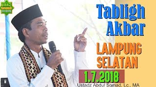 Video Tabligh Akbar ( Masjid Agung Kalianda, 1 Juli 2018) - Ustadz Abdul Somad, Lc., MA MP3, 3GP, MP4, WEBM, AVI, FLV Juli 2018