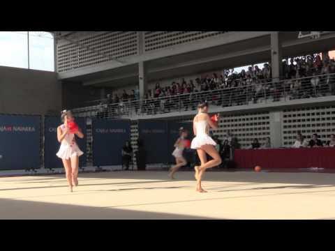 Juegos Deportivos Autonómicos de Conjuntos Absoluto y Base (1)