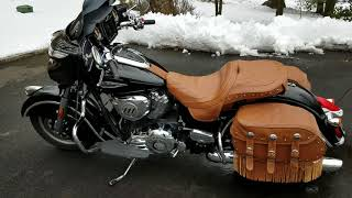 5. 2017 Indian Roadmaster Classic Motorcycle