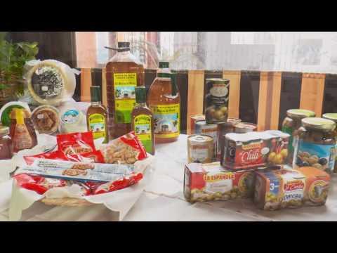 Vídeo muestra gastronómica. Establecimientos del Aljarafe thumbnail