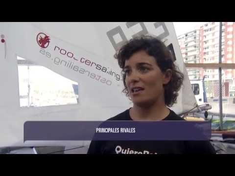 Equipo Olímpico Español: previa del Mundial, Jesús Rogel y Alicia Cebrián