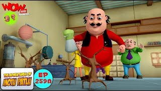 Video The Root Attack | Motu Patlu dalam Bahasa - Animasi 3D Kartun | WowKidz Indonesia MP3, 3GP, MP4, WEBM, AVI, FLV Juni 2018