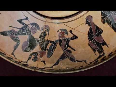 'Hoplites! Greeks at War' trailer видео