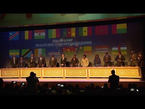 وزير الصحة يدعو إلى بلورة استراتيجية مشتركة ومتكاملة لمكافحة الأدوية المزيفة في إفريقيا