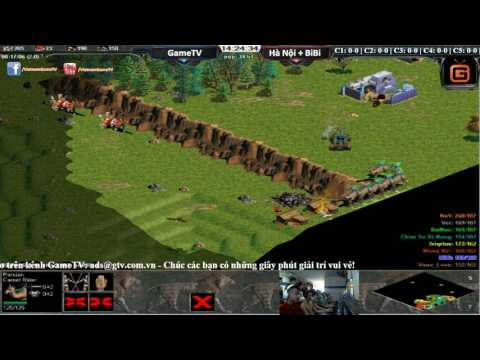 4vs4 | GameTV vs Hà Nội + BiBi 06-09-2016 BLV: G_Bờm