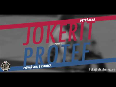 Winter Classic - upútavka: Jokerit Petržalka - HBK PROTEF Považská Bystrica.