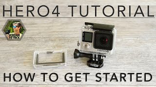 Video GoPro HERO 4 Black & Silver Tutorial: How To Get Started MP3, 3GP, MP4, WEBM, AVI, FLV September 2018