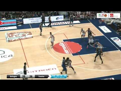 Fortitudo, gli highlights del match Gara 3 contro Treviso