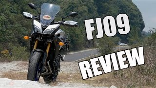 10. 2016 Yamaha FJ-09 Review