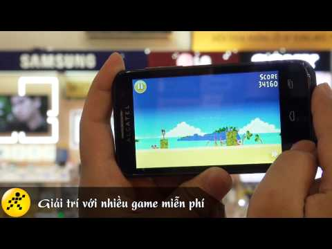 Video về Alcatel One Touch Soleil