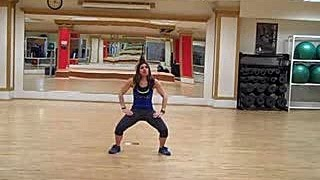Mueve La Pompa by Axe Bahia Soca Dance / Zumba® Fitness Choreography. I do not own the rights to this song