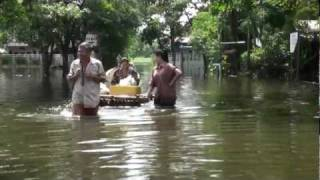 Bangkok Flooding - 5 November 2011