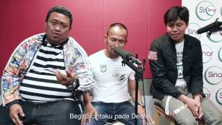 Video #SepahtuJamming X Kristal- Delaila MP3, 3GP, MP4, WEBM, AVI, FLV Juni 2018