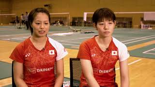 Download Video Badminton Unlimited | Yuki Fukushima & Sayaka Hirota - Women's Doubles (Japan) MP3 3GP MP4