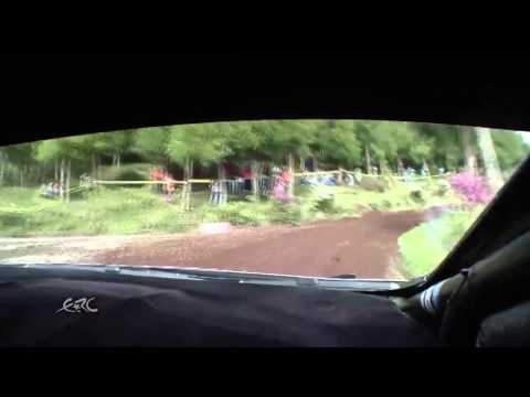 FIA ERC - SATA Rallye Açores 2014 - Kajetanowicz took a huge risk on